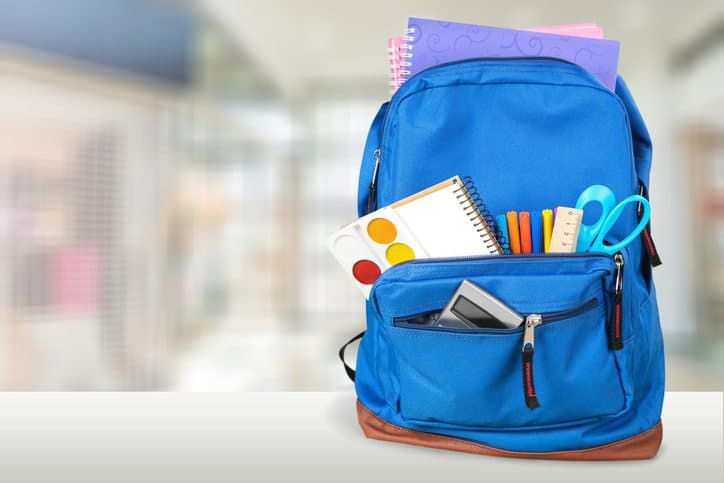 Reduce the Weight of Heavy Backpacks, Mindful Family