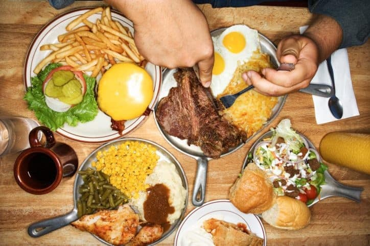 Why We Overeat, overeating, how to stop overeating, why we overeat, Mindful Living Network, Mindful Living, Dr. Kathleen Hall, The Stress Institute, OurMLN.com, MLN, Alter Your Life, Mindful Eating Everyday, Eating Everyday, Mindful Health, Health