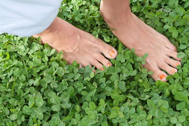 Go Barefoot for Health, National Barefoot Day, Take a Barefoot Walk, Walk Barefoot for Your Health, Healthy to Go Barefoot