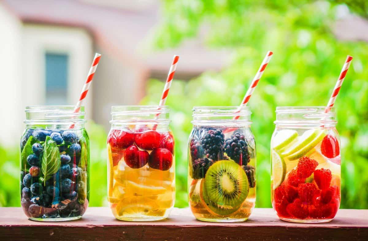 vitamin water, nutrients, diy, nourishing