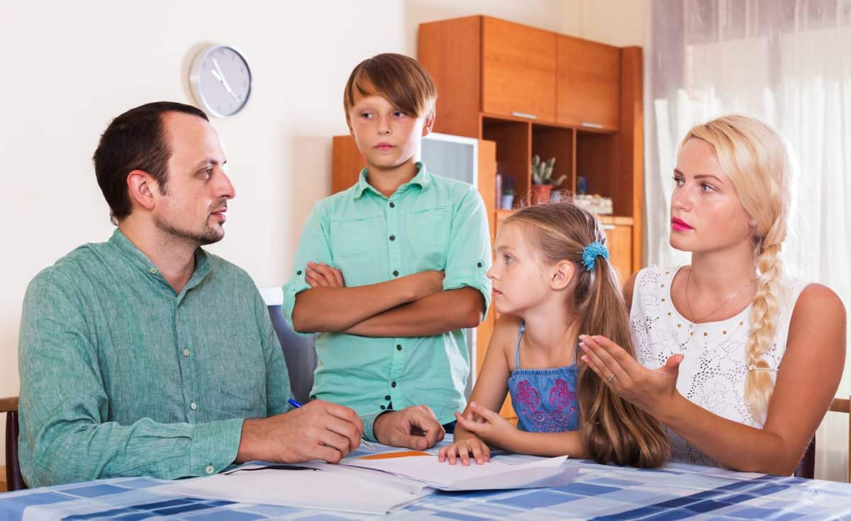 Alleviating Stress as a Family, Mindful Family, Mindful Living Network