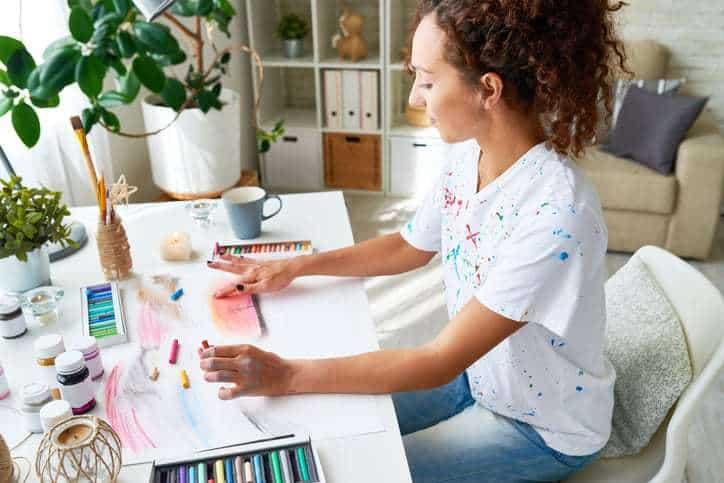 art therapy, what is art therapy, art therapy benefits, art therapy ideas