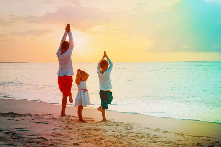 mindful family, stress reduction tools